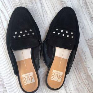 Dolce Vita loafer slides